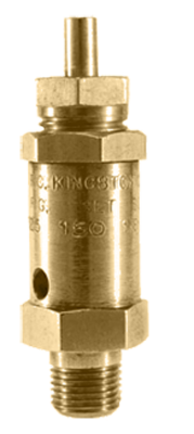 125SS Pop-Style Safety Valves