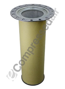 Replacement for Atlas Copco 2911-0017-00 Air/Oil Separator