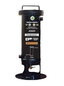 CT30-P - Portable Point-of-use Desiccant Air Dryer