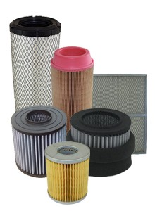 Replacement for Baldwin PA1614 Air Intake Filter