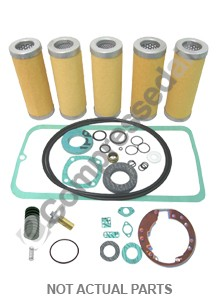 Aftermarket Atlas Copco 2906-0256-00 Drain/Reg. Seal Kit