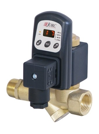 Combo D-Lux Integrated Strainer Drain Valves
