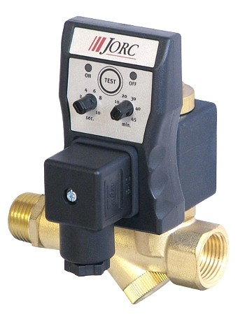 Combo Integrated Strainer Drain Valves