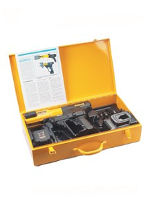 Transair EW01 00 02 Portable Tool Kit for Stainless Steel System