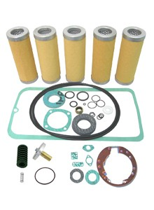 Aftermarket Atlas Copco 2906-0169-00 Oil Cooler Service Kit (Old Style)