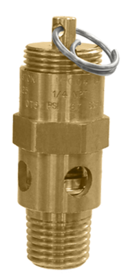 KSV25-2-000 Low Profile Safety Valve with Silicon Disc