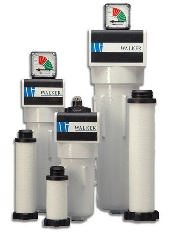 Walker Filtration Coalescer Filter Assemblies